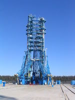 Plesetsk Launch Complex, 2006