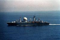 Missile Range Instrumentation Ship Marshal Krylov